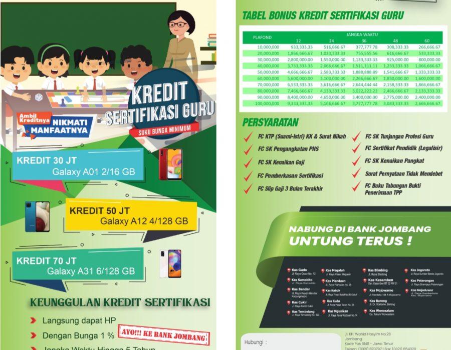 kredit sertifikasi